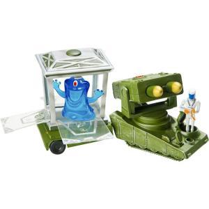 モンスターVSエイリアン Monsters vs. Aliens ドリームワークス アニメーション Dreamworks Animation おもちゃ B.O.B. Containment Chamber Playset|fermart-hobby