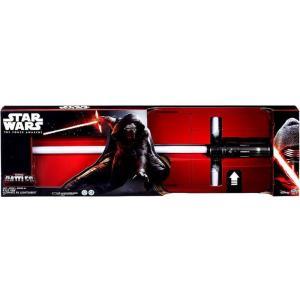 カイロ レン Kylo Ren おもちゃ・ホビー コスプレ Star Wars The Force Awakens Ultimate FX Lightsaber Exclusive Roleplay Toy|fermart-hobby