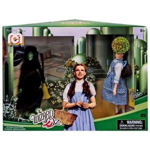 オズの魔法使い The Wizard of Oz フィギュア Dorothy & The Wicked Witch of the West Exclusive Action Figure 2-Pack|fermart-hobby