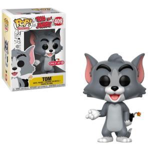 トムとジェリー Tom and Jerry フィギュア POP! Animation Tom Exclusive Vinyl Figure #409 [with Explosives]|fermart-hobby