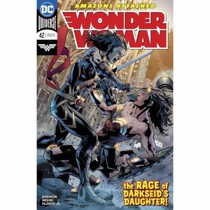 ワンダーウーマン Wonder Woman ディーシー コミックス DC Comics おもちゃ DC #42 Comic Book|fermart-hobby