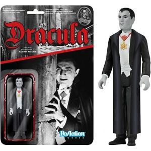 ドラキュラ Dracula ファンコ Funko フィギュア おもちゃ Universal Monsters ReAction Action Figure|fermart-hobby