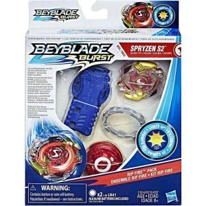 ベイブレード Beyblade ハズブロ Hasbro Toys おもちゃ Burst Spryzen S2 Rip Fire Starter Pack|fermart-hobby
