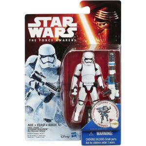 ストームトルーパー ハズブロ フィギュア おもちゃ Star Wars The Force Awakens Snow & Desert First Order Action Figure [Snow Mission, Blaster] fermart-hobby