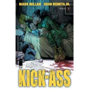 キック アス Kick-Ass イメージコミックス Image Comics おもちゃ #1 Comic Book [Olivier Coipel Cover Variant]|fermart-hobby