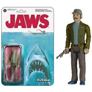 ジョーズ Jaws フィギュア ReAction Quint Action Figure|fermart-hobby