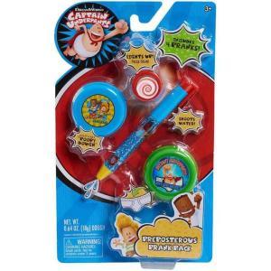 スーパーヒーロー パンツマン Captain Underpants ジャストプレイ Just Play おもちゃ Preposterous Prank Pack|fermart-hobby