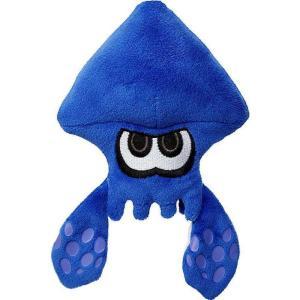 スプラトゥーン Splatoon ジャックスパシフィック Jakks Pacific ぬいぐるみ おもちゃ World of Nintendo Blue Squid 7-Inch Plush|fermart-hobby