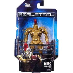 リアルスティール Real Steel フィギュア Series 1 Deluxe Midas Action Figure [The Gold Blooded Killer]|fermart-hobby
