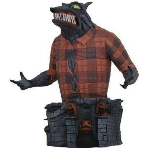ウルフマン Wolfman ダイアモンド セレクト Diamond Select Toys フィギュア おもちゃ The Nightmare Before Christmas Bust|fermart-hobby