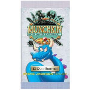 マンチキン Munchkin トレーディングカード ブースターパック Booster Pack [12 Cards]|fermart-hobby