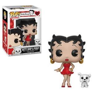 ベティ ブープ Betty Boop フィギュア ビニールフィギュア POP! Animation & Pudgy Vinyl figure|fermart-hobby