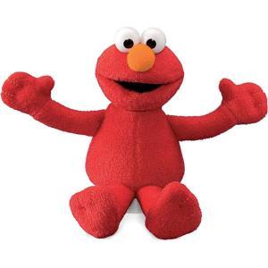 セサミストリート Sesame Street ぬいぐるみ・人形 Elmo 7-Inch Beanbag Plush|fermart-hobby