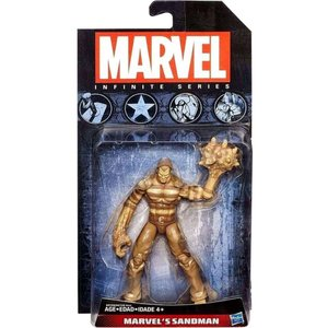 サンドマン Sandman ハズブロ Hasbro Toys フィギュア おもちゃ Avengers Infinite Series 4 Marvel's Action Figure [Sandy]|fermart-hobby