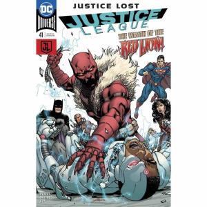 ジャスティス リーグ Justice League ディーシー コミックス DC Comics おもちゃ DC #41 Comic Book|fermart-hobby
