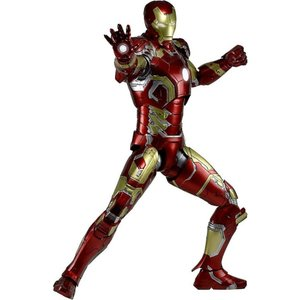 アイアンマン Iron Man ネカ NECA フィギュア おもちゃ Marvel Avengers Quarter Scale Mark XLIII 43 Action Figure [Age of Ultron]|fermart-hobby
