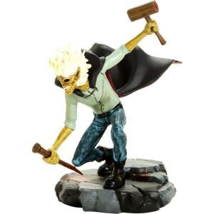 アイアン メイデン Iron Maiden フィギュア : Legacy of the Beast Vampire Hunter Eddie 4-Inch Collectible PVC Figure|fermart-hobby