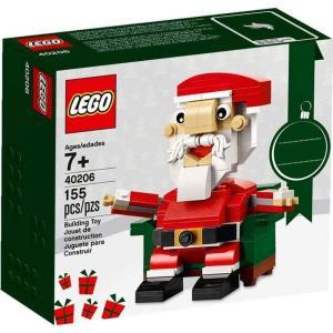 サンタクロース Santa Claus レゴ LEGO おもちゃ Christmas Set #40206 fermart-hobby