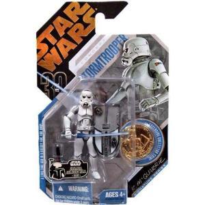 ストームトルーパー フィギュア Star Wars Expanded Universe 30th Anniversary 2007 Wave 1 Ultimate Galactic Hunt Action Figure #9 [McQuarrie Concept] fermart-hobby