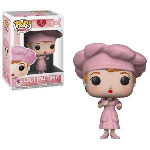 アイ ラブ ルーシー I Love Lucy フィギュア POP! TV Factory Lucy Vinyl Figure #656|fermart-hobby