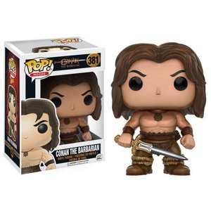 コナン Conan The Barbarian ファンコ Funko フィギュア おもちゃ POP! Movies Vinyl Figure #381|fermart-hobby