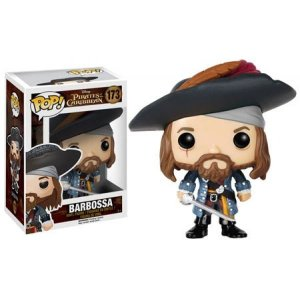 パイレーツ オブ カリビアン Pirates of the Caribbean フィギュア POP! Disney Barbossa Vinyl Figure #173|fermart-hobby
