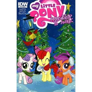 マイリトルポニー My Little Pony 本・雑誌 漫画 Friendship is Magic #14 Comic Book [Retailer Incentive]|fermart-hobby