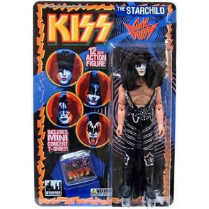 キッス KISS フィギュアーズトイ Figures Toy Co. フィギュア おもちゃ Series 3 The Starchild 12 Inch Action Figure [Paul Stanley]|fermart-hobby