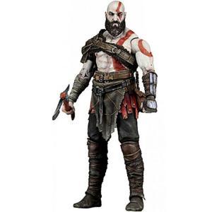 ゴッド オブ ウォー God of War ネカ NECA フィギュア おもちゃ Kratos Action Figure [2018]|fermart-hobby