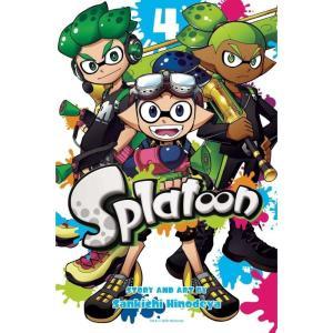 スプラトゥーン Splatoon 本・雑誌 Volume 4 Manga Trade Paperback fermart-hobby