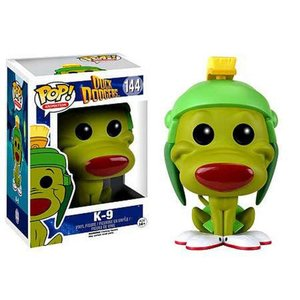 ダック ドジャース Duck Dodgers フィギュア POP! Animation K-9 Vinyl Figure #144|fermart-hobby