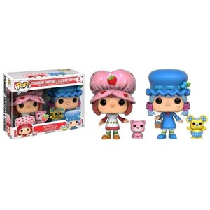 ストロベリーショートケーキ Strawberry Shortcake ファンコ Funko フィギュア おもちゃ POP! Animation & Blueberry Muffin Exclusive Vinyl Figure 2-Pack|fermart-hobby