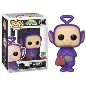 テレタビーズ Teletubbies フィギュア POP! TV Tinky Winky Exclusive Vinyl Figure #748|fermart-hobby