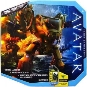 アバター Avatar マテル Mattel Toys フィギュア おもちゃ James Cameron's Combat Vehicle AMP Suit Action Figure Set|fermart-hobby