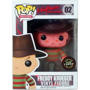 エルム街の悪夢 A Nightmare on Elm Street ファンコ フィギュア おもちゃ POP! Movies Freddy Krueger Vinyl Figure #02 [Glow in the Dark, Chase Version] fermart-hobby