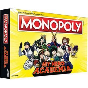 モノポリー Monopoly グッズ モノポリー My Hero Academia|fermart-hobby