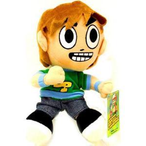 スコット ピルグリム Scott Pilgrim メズコ Mezco Toyz ぬいぐるみ おもちゃ vs The World 8-Inch Plush|fermart-hobby