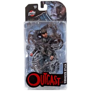 アウトキャスト Outcast マクファーレントイズ McFarlane Toys フィギュア おもちゃ TV Series Kyle Barnes Exclusive Action Figure [Bloody]|fermart-hobby