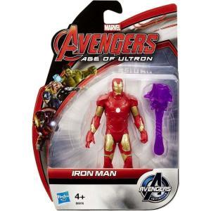アイアンマン Iron Man ハズブロ Hasbro Toys フィギュア おもちゃ Marvel Avengers Age of Ultron All Stars Action Figure fermart-hobby