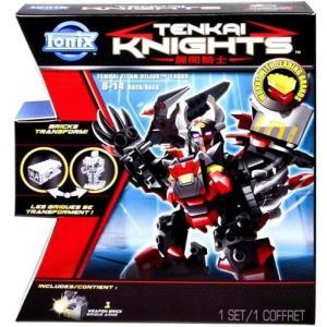 テンカイナイト Tenkai Knights スピンマスター Spin Master おもちゃ Tenkai Titan Vilius Set #13003 fermart-hobby