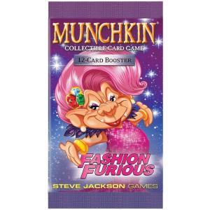 マンチキン Munchkin トレーディングカード ブースターパック Fashion Furious Booster Pack|fermart-hobby