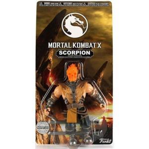 モータルコンバット Mortal Kombat ファンコ Funko フィギュア おもちゃ X Scorpion Action Figure [Orange Head, Chase Version] fermart-hobby