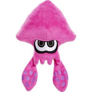 スプラトゥーン Splatoon ジャックスパシフィック Jakks Pacific ぬいぐるみ おもちゃ World of Nintendo Purple Squid 7.5-Inch Plush|fermart-hobby