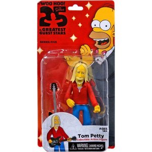 ザ シンプソンズ The Simpsons フィギュア シリーズ5 Series 5 Tom Petty Action FIgure|fermart-hobby