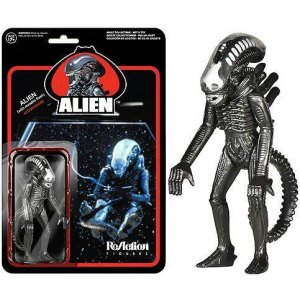 エイリアン Alien ファンコ Funko フィギュア おもちゃ ReAction Action Figure [Metallic]|fermart-hobby