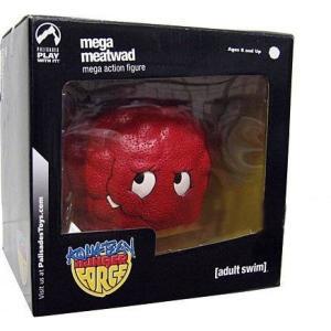 アダルトスイム Adult Swim フィギュア Aqua Teen Hunger Force Mega Meatwad Action Figure|fermart-hobby