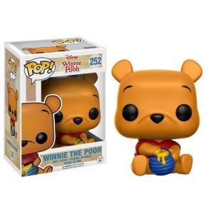 クマのプーさん Winnie The Pooh ファンコ Funko フィギュア おもちゃ POP! Disney Vinyl Figure #252 [Seated]|fermart-hobby
