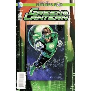 グリーンランタン Green Lantern ディーシー コミックス DC Comics おもちゃ DC The New 52 Futures End Comic Book [One-Shot, Lenticular Cover] fermart-hobby