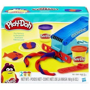 プレイドー Play-Doh ハズブロ Hasbro Toys おもちゃ Fun Factory Playset|fermart-hobby
