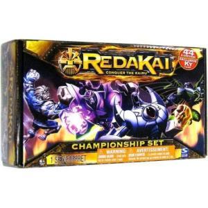 レッダカイ Redakai スピンマスター Spin Master おもちゃ Conquer the Kairu Hobby Edition Championship Set|fermart-hobby